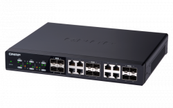 QNAP QSW-1208-8C 10GbE Switch
