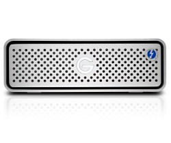 G-Technology G-DRIVE 10TB Thunderbolt 3 & USB3.1
