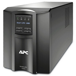 APC Smart-UPS 1000VA LCD 230V Tower (6 year warranty package)