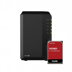 Synology DS220+ RED 20TB (2x 10TB)