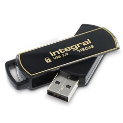 Integral 360 Secure USB3.0 16GB
