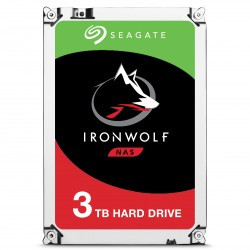 Seagate 3TB Guardian IronWolf NAS (ST3000VN007)