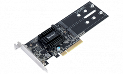 Synology M2D18 PCIe 2.0 x8 Adapter card
