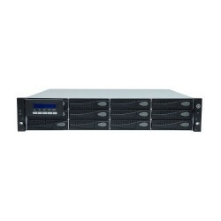 Qsan AegisSAN Q500-P20-S212 (iSCSI, 10GbE SFP+x2, Single, 12bay)