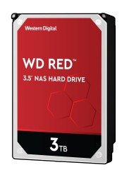 WD 3TB SATA III 64MB RED NAS HDD (WD30EFRX)