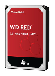 WD 4TB SATA III 64MB RED NAS HDD (WD40EFRX)