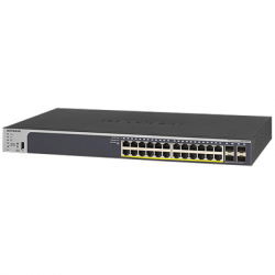 Netgear GS728TP v2 ProSafe 28-Port Gigabit PoE Smart Switch with