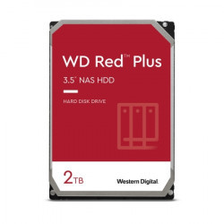 WD 2TB SATA III 64MB RED Plus NAS HDD (WD20EFRX)